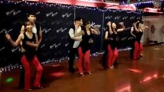 West Coast Swing Korea ( Christmas Party ) - Team Westie Korea Dec 24, 2014
