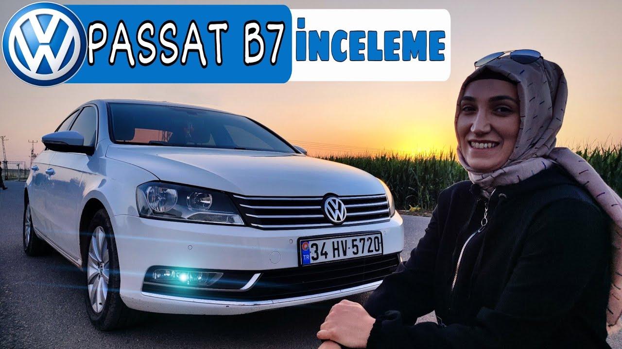 Volkswagen Passat B7 İnceleme - 2.El Araba - En İyi Sedan Araba Hangisi?