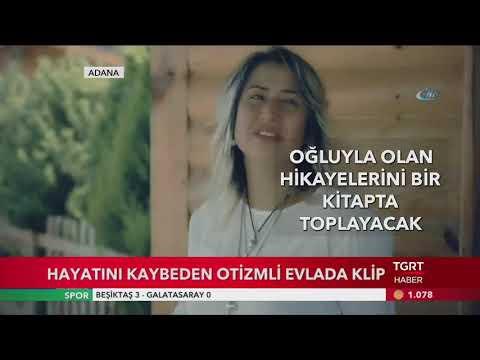 İkbal Özlem Arıoğlu ! Aşk senin adın adlı şarkı ile hayatını kaybeden otizmli evladına klip çekti !