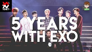 #5YearsWithEXO | EXO Daesangs Compilation - Stafaband