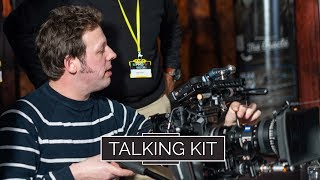 ProRes RAW & the EVA-1 | Jim Marks #2 | Talking Kit
