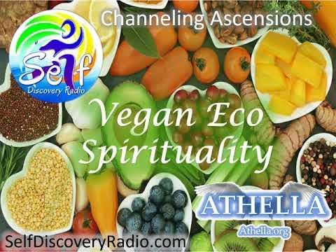 Self Discover Radio - Vegan Eco Spirituality