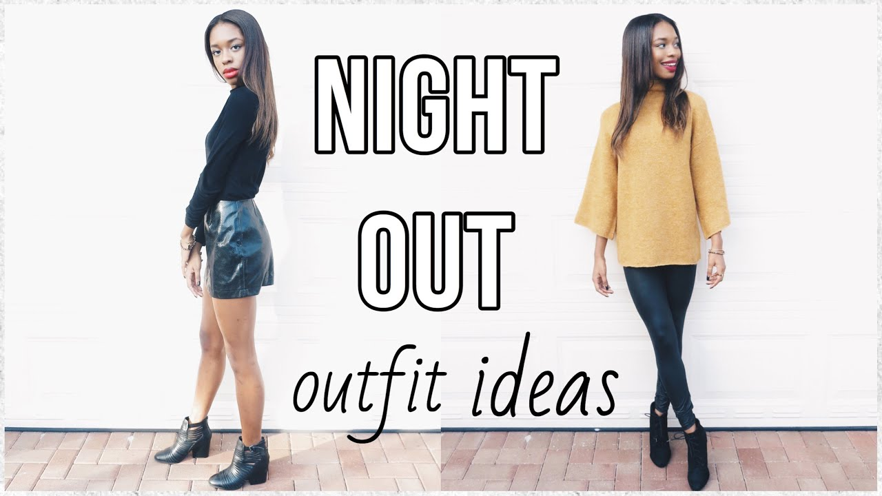 Girls Night Out Outfits
