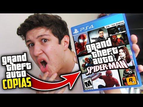 LAS PEORES COPIAS BARATAS DE GTA!! #8 Grand Theft Auto San Andreas, GTA V thumbnail