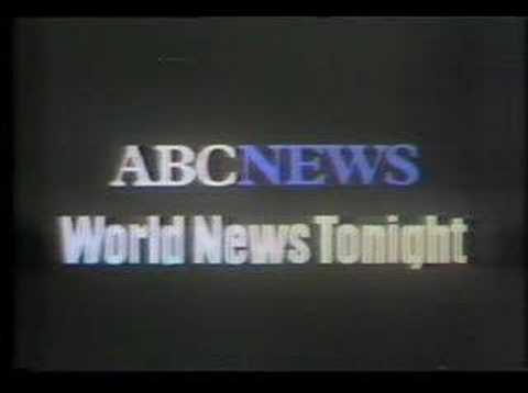 ABC World News Tonight Promos 1979