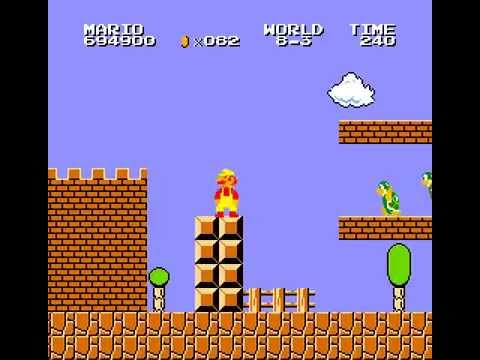 Arcade Longplay 420 Vs Super Mario Bros Youtube