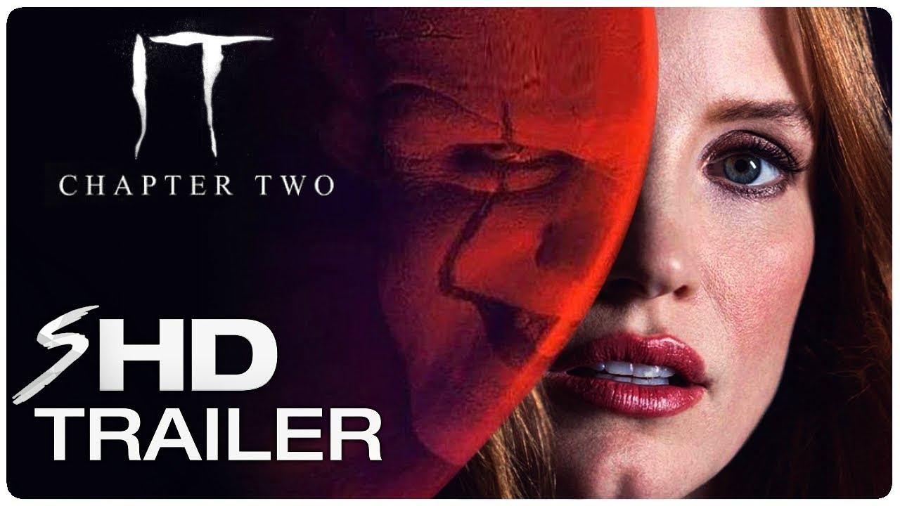 It Chapter 2 Teaser Trailer Concept 2019 James Mcavoy