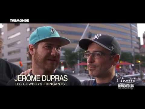 Les Cowboys fringants aux Francofolies de Montréal