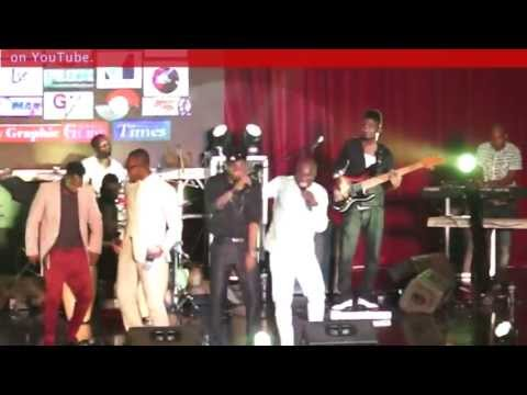 Kwabena Kwabena - Performance @ Kwabena Kwabena's 'Save A Life' concert | GhanaMusic.com Video