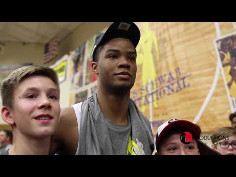 Cassius Stanley 5 STAR PG Turns UP & WINS Les Schwab Invitational Championship