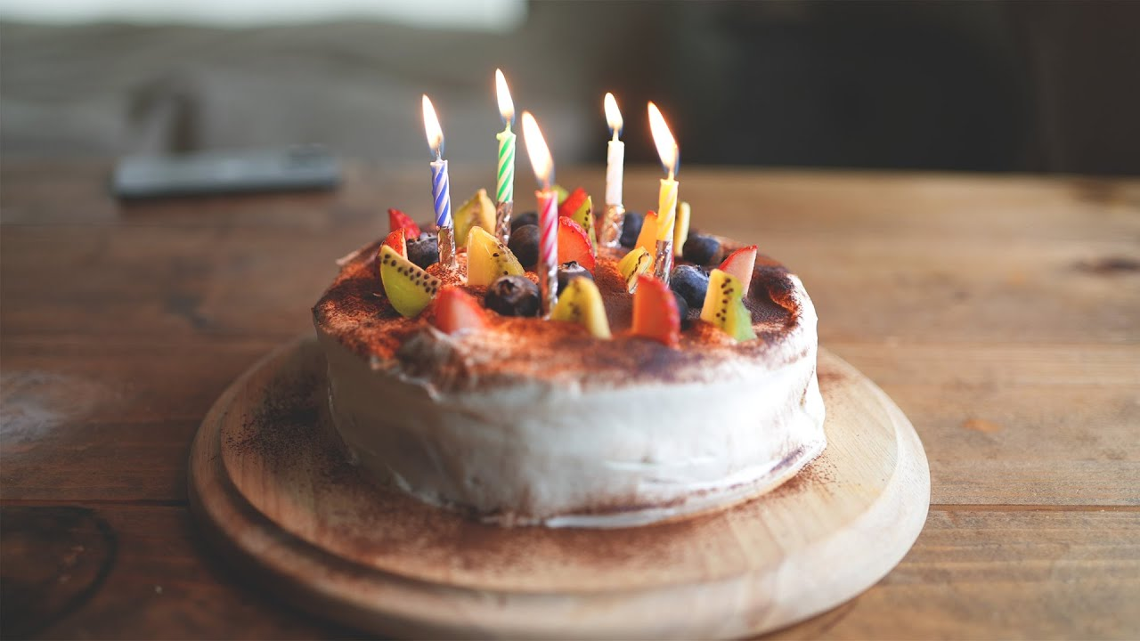 大切な人に作る誕生日ケーキ。【一人暮らしの日常#163】