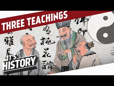 The Three Teachings - Taoism, Buddhism, Confucianism l HISTORY OF CHINA