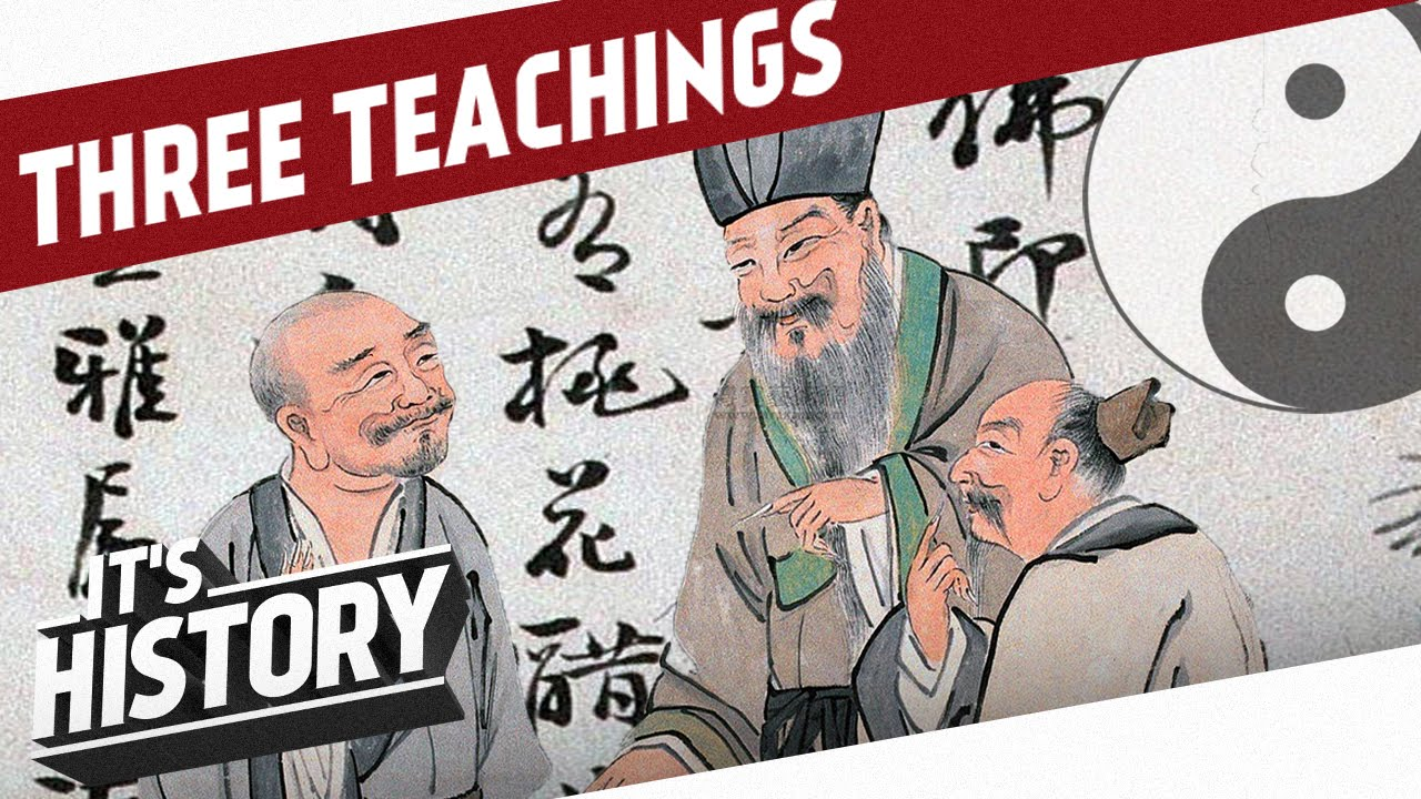 Essays on confucianism and taoism