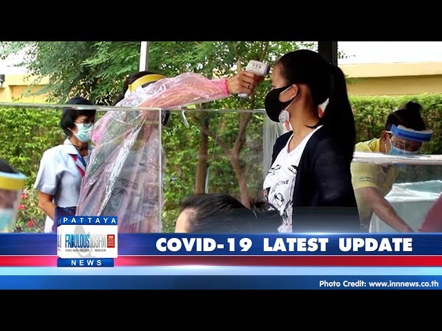 COVID 19 LATEST UPDATES FROM PATTAYA   14th April 2020