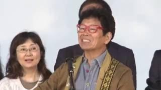 平成28年6月5日(日)10時から、JR大分駅府内中央口広場で復興応援イ...