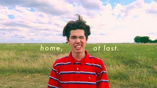 Home, At Last. (Vlog.23)