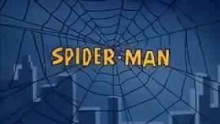 Spider-man Cartoon Intro