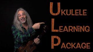 """""""Blues in A"""" - Ukulele Learning Package by Bartt"""