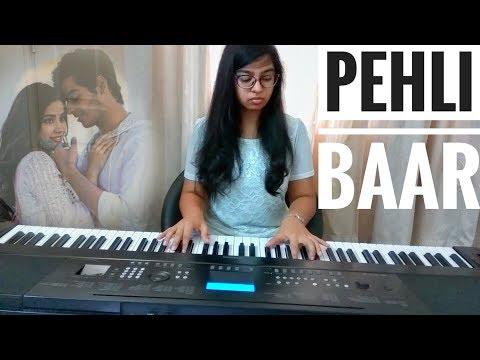 Pehli Baar - Dhadak |Yad Lagla - Sairat | Ajay Atul | Piano Cover