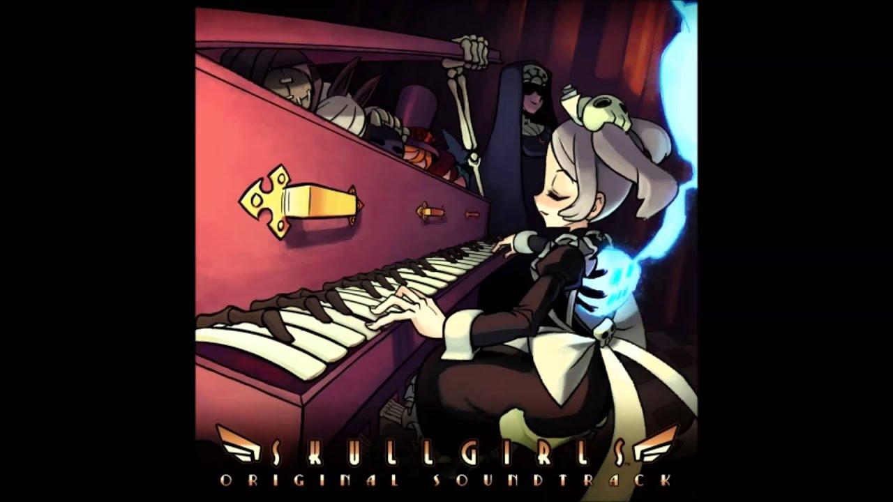 Skullgirls OST #08 - Them's Fightin' Words