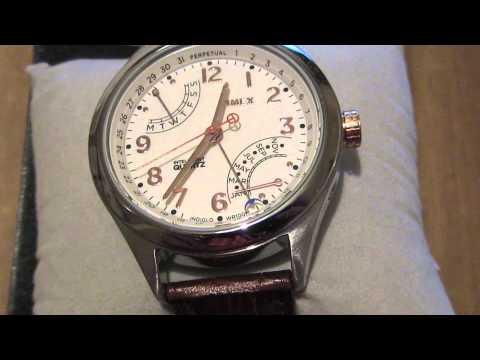 Timex Perpetual calendar