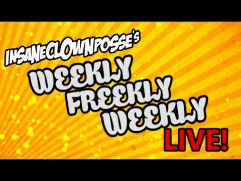 ICP's Weekly Freekly Weekly LIVE:...