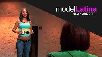MODEL LATINA | Jessica Caban Audition