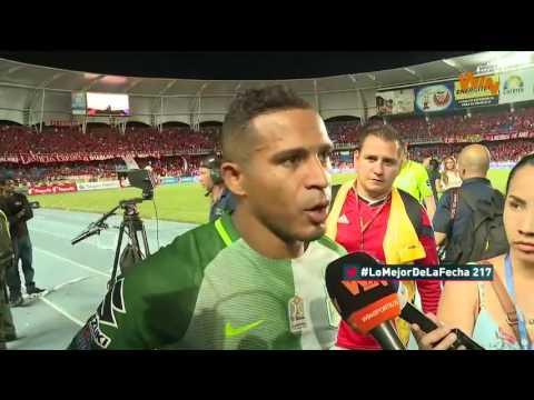 América 0   0 Nacional Fecha 8 Liga Aguila 2017 I Win Sports