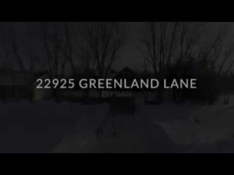 22925 Greenland Lane Address