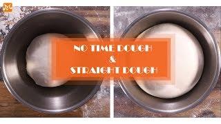 Hướng Dẫn Phương Pháp Trộn Bột No – Time Và Straight Dough | Hướng Nghiệp Á Âu