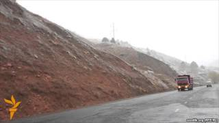 Uzbek Ўзб.да 526 км йўл қурилади ва таъмирланади