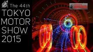 Honda Yamaha Suzuki : Tokyo Motor Show 2015