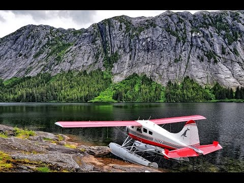 Island Wings DHC-2 Beaver - Ketchikan To The Misty Fjords