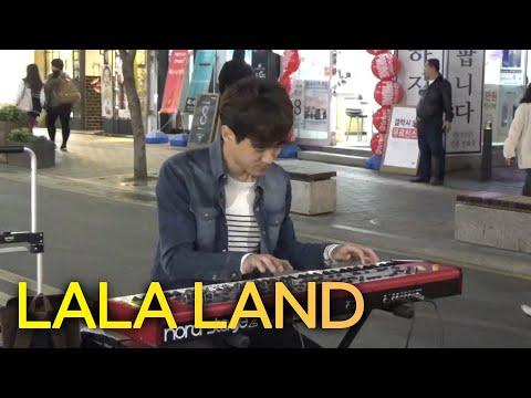 피아노재주꾼 신기원 -즉흥Intro + Mia & Sebastian`s Theme(라라랜드OST) - 2017.04.23일.hnh.