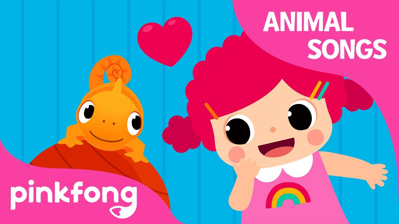 My Special Pets   Animal Songs   Learn Animals   Pinkfong Animal Songs for Children
