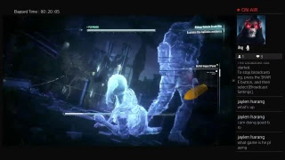Batman arkham knight new game plus part 4