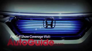Honda Concept Cars at Tokyo Auto Show 2011 Videos