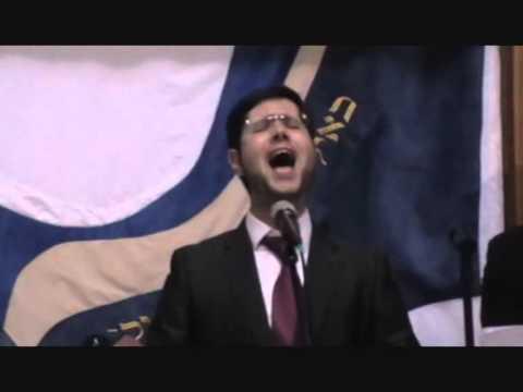 החזן חיים גרינשטיין - איידישע מאמע