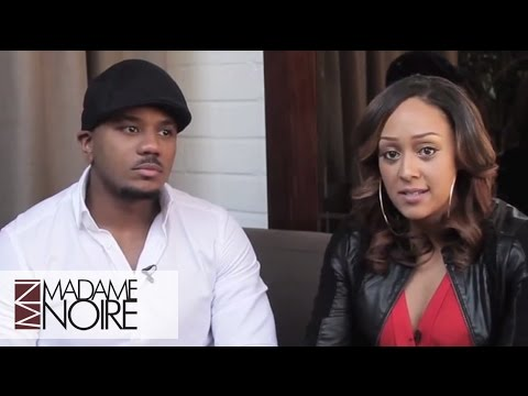 Madame Noire  with Hosea Chanchez & Tia  Mowry from