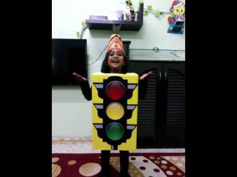 Kids fancy dress traffic signal by noha nawaz youtube kids fancy dress traffic signal by noha nawaz solutioingenieria Gallery
