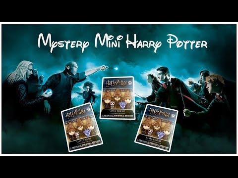 Mystery Mini Harry Potter - Quel présage nous attend ? :p