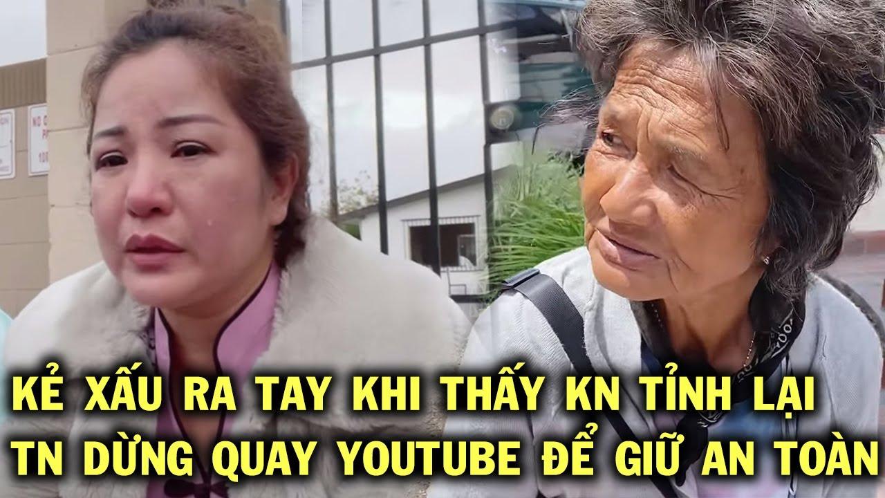 Thúy Nga bị sốc vì kẻ xấu bắt đầu ra tay khi Kim Ngân dần tỉnh lại, dừng làm youtube để giữ an toàn