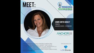 Meet Anchor18 Events + Experiences principal, Dawn Curtis Hanley
