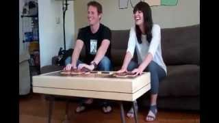 Giant Nes Gamepad Coffee Table