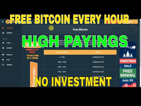 EARN FREE BITCOIN|| EVERY HOUR||NO INVESTMENT EARNINGS||700 SATOSHI-0.7BTC,EASY & SIMPLE ONLINE JOBS