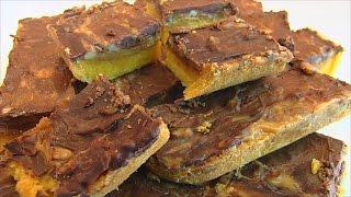 Betty's Caramel Bar Cookies