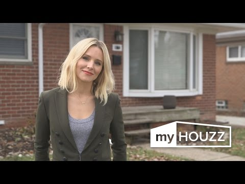 My Houzz: Kristen Bells Surprise Renovation for Her Sister