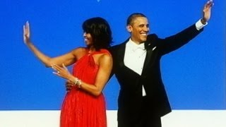 After Inauguration 2013: Best of the Ceremony, Inaugural Balls