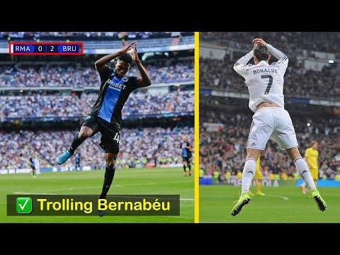 Best Football TROLL Ft. Ronaldo, Ball Boys & Others  HD