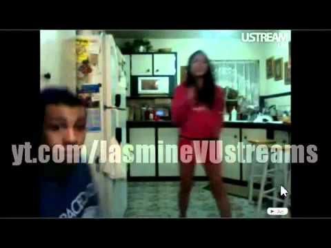 Jasmine Villegas Ustream January 22, 2011